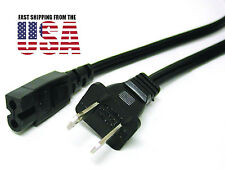 AC Power Cord NUMARK CD MP3 USB DJ Player Cable Plug CDN55 CDN450 NDX400 NDX500