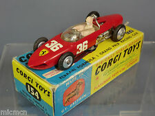 VINTAGE CORGI TOYS MODEL No.154  FERARI FORMULA 1 GRAND PRIX CAR MIB