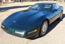 Chevrolet: Corvette 300HP LT1 V8 AUTO TRANS TARGA ROOF COLD A/C
