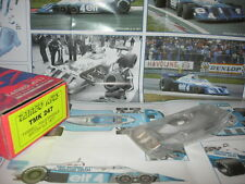 Tameo Kits 1:43 KIT TMK 247 Tyrrell P34/2 F.1 Ford British GP 1977 SUPERKIT NEW