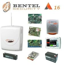 bentel kit absoluta 16 tastiera touch + gsm + IP + sirena + batterie!!!