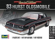 Revell Monogram 1983 Hurst Oldsmobile Cutlass Model Kit 1/25