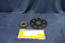 TRIUMPH T140 / TR7 CHAIN AND SPROCKET KIT DISC REAR WHEEL MODELS 43 / 20 TEETH