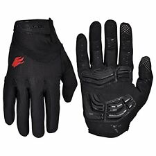 FIRELION Cycling Gloves Mountain Bike Gloves Road Racing Bicycle Gl...XL X-Large