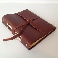 New RUSTICO Traveler Leather Journals Diary Notebook Gifts for Dads SadleFlaptie