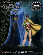 Knight Models DC Mini BNIB Batman and Robin (The Dynamic Duo) 35DC147