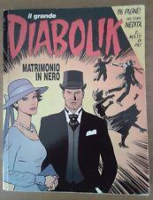 """""""Il grande Diabolik - Il matrimonio in nero"""""""