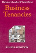 Landlord and Tenant: Business Tenancies by Russell Hewitson (2001, UK-Paperback)