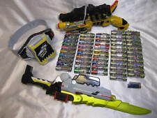 Power rangers Dino Charge Kyoryuger Zyudench Dino Charger 53pcs Morpher set