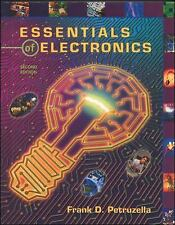 Essentials of Electronics by Frank D. Petruzella (1999, Hardcover, Revised)
