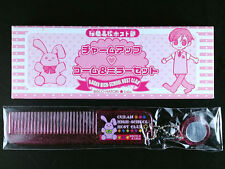 Ouran High School Host Club Charm UP Comb & Mirror promo official Haruhi New