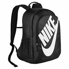 NIKE Large Hayward Futura 2.0 Backpack Sports Bag - Black/White - OZ STOCK!