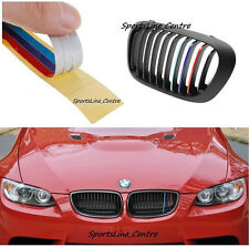 BMW Kidney Grill M Sport Colour Stripes Sticker X1 X5 X6 1 2 3 4 5 6 7 Series gs