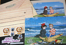 Sale -Kiki's Delivery ServicePuzzle Card Sticker Envelope Set Studio Ghibli J253