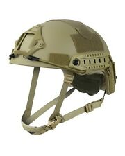 Fast Helmet Replica COLOUR/TAN  Coyote NAVY SEALS TACTICAL DELTA FORCE SF SAS