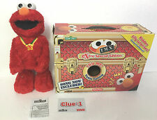 FISHER PRICE TICKLE ME ELMO TMX EXTRA SPECIAL EDITION IN ORIGINAL BOX COMPLETE