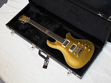 BC RICH C.J. PIERCE Signature Pro X Eagle GUITAR Gold w/ CASE - Duncan pickups