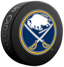 Buffalo Sabres Official NHL Logo Souvenir Hockey Puck