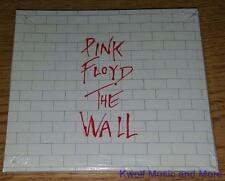"PINK FLOYD  ""The Wall""  Remaster/Digipak     NEW (CD, 1979/2016)"