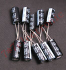 (4pcs) 2200uf 10v Rubycon Electrolytic Capacitors 10v2200uf Low impedance For TV