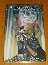 Injustice Vol 1 Gods Among Us Year Three Tom Taylor Hardback 20159781401258511