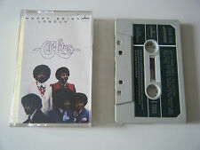 THE CHI-LITES HAPPY BEING LONELY CASSETTE TAPE 1976 GREEN PAPER LABEL MERCURY UK