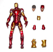 Marvel Select Iron Man MK 43 Armor Age of Ultron Avengers Action Figure Loose