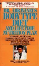 Dr. Abravanel's Body Type Diet, King, Elizabeth A., Abravanel, Elliot D., Good B