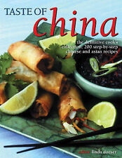 Taste of China by Linda Doeser (Paperback) NEW Cooking Cook BOOK Heavy 1.4 Kilos