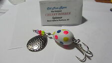 """Old Man River NEW """"Wonder Bread"""" Large Trout & Salmon Spinner Bait"""