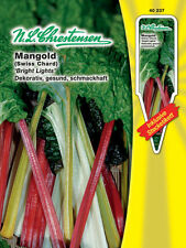 Mangold 'Bright Lights' - Beta vulgaris Mangoldsamen Samen 40237