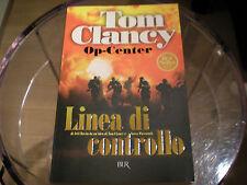 Linea di controllo Op Center Tom Clancy Jeff Rovin Steve Pieezenik