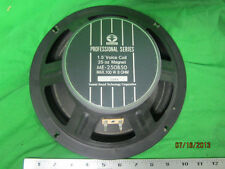 "Sammi Professional Series ME-250B50 10"" Loud Speaker used and  Working Good!"