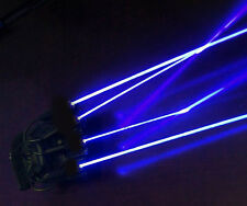 High Bright 450nm Stage Laser Gloves built by 4pcs of 120mW Blue laser module