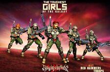 Raging Heroes KST Red Hammer Troops