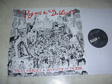 THE POGUES & THE DUBLINERS Jack´s Heroes / Whiskey In The Jar *1990 VINYL MAXI*
