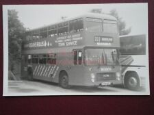 PHOTO  BERRY EX AERE BRISTOL VR  BUS XAN 48T