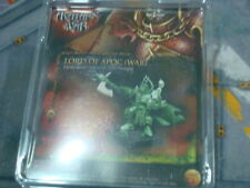 Warhammer Avatars of War Lord Of Apocalypse Chaos Nuevo metal New