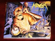 Havok: Time Is Up CD 2015 Reissue Candlelight USA Records CDL593CD Digipak NEW