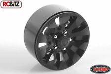 """RC4WD Onyx 1.9"""" Alloy Beadlock Wheels 4 Scale Hex bolts hub HEX mounting SCX10"""