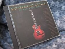 "PETER GREEN CD RATTLESNAKE GUITAR ""THE MUSIC OF PETER GREEN"" CD TWO DISCS"