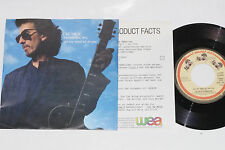 "GEORGE HARRISON (Beatles) -Got My...- 7"" 45 mit Product Facts Promo-Flyer"
