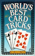 World's Best Card Tricks by Bob Longe (1992, Paperback)