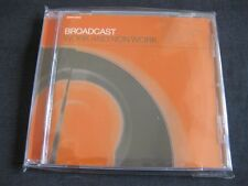 Broadcast, Work and Non Work, CD, Warp 1997, WARP CD52, as new