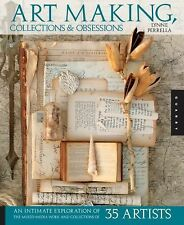 Lynne Perrella - Art Making Collections And Ob (2013) - Used - Trade Paper
