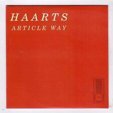(FY720) Haarts, Article Way - 2013 DJ CD