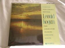 TCHAIKOVSKY Violin Concerto LEONID KOGAN Constantin Silvestri 180 gram SEALED LP
