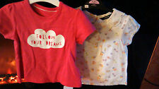 BUNDLE OF GIRLS CLOTHES - 12-18 MTHS - M&S & GEORGE