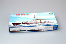 Trumpeter 1/700 05758 HMS Destroyer Zulu (F18) 1941