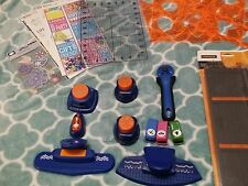 Fiskars Edge Border Paper Punch Scrapbook Tools Huge 16 Piece Lot - Plus Extras!
